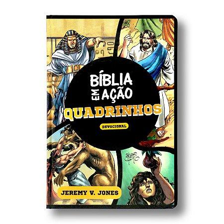 BÍBLIA EM AÇÃO QUADRINHO DEVOCIONAL