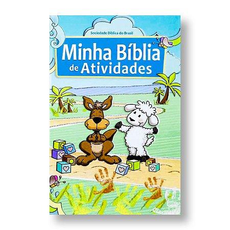 MINHA BÍBLIA DE ATIVIDADES NTLH63PPMBA