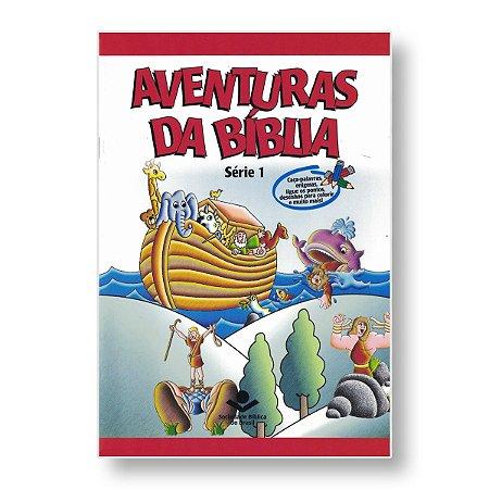 AVENTURAS DA BÍBLIA SÉRIE 1 - GRANDE