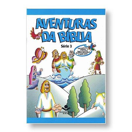 AVENTURAS DA BÍBLIA SÉRIE 3 - GRANDE