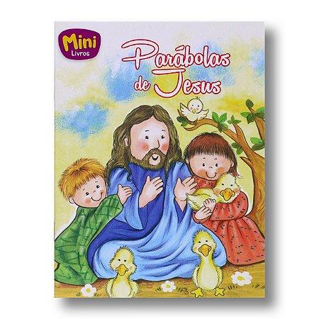 MINI BÍBLICOS PARÁBOLAS DE JESUS