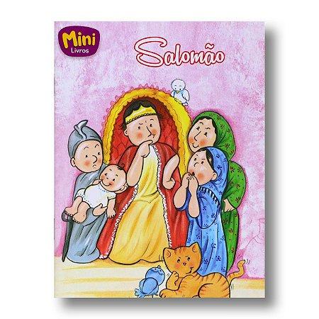 MINI BÍBLICOS SALOMÃO