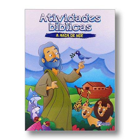 ATIVIDADES BÍBLICAS: ARCA DE NOÉ
