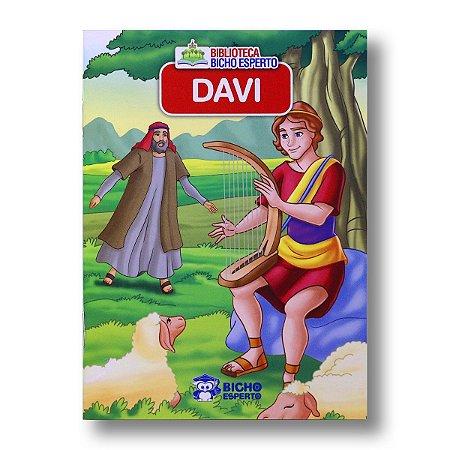 MINI BIBLIOTECA BÍBLICA - DAVI