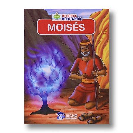 MINI BIBLIOTECA BÍBLICA - MOISÉS