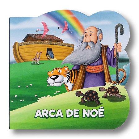RECORTE BÍBLICO: A ARCA DE NOÉ