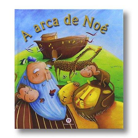 CADERNO HISTÓRIAS BÍBLICAS - A ARCA DE NOÉ