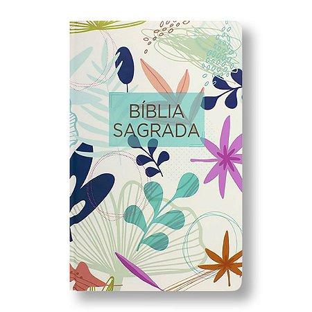 BÍBLIA RA63 MISSIONÁRIA CAPA DURA FLORES