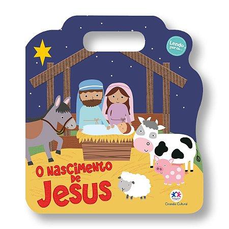 LENDO POR AÍ -  O NASCIMENTO DE JESUS