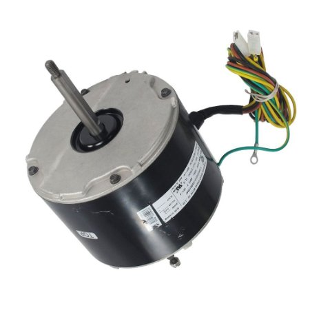 Motor Ventilador Condensadora 25901204 1/4 220V Ar Condicionado 36000 - 60000 BTUs Carrier Springer Midea