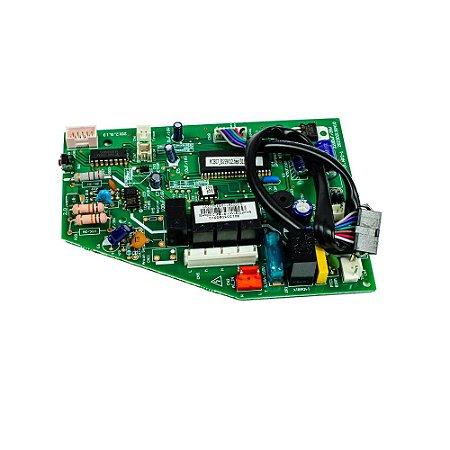 Placa Principal Evaporador 201333090310 Ar Condicionado 28000 BTUs Midea