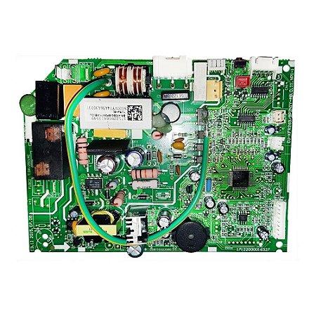 Placa Principal Evaporadora 17122000A15550 Ar Condicionado Inverter 12000 BTUs Springer Midea
