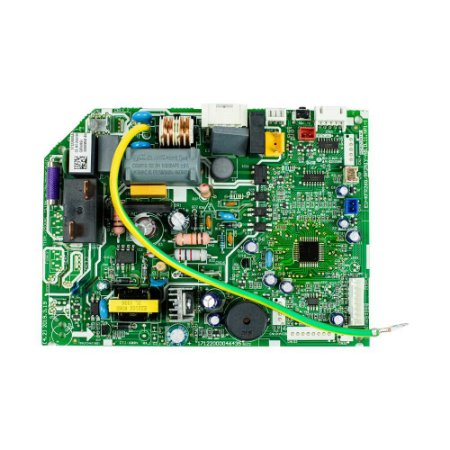 Placa Principal Evaporadora 17122000A15547 Ar Condicionado Inverter 18000 BTUs Springer Midea