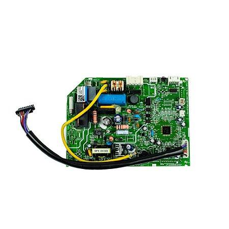 Placa Eletrônica Principal Evaporadora 17122000014602 9000 BTUs 220v Ar Condicionado New Xpower