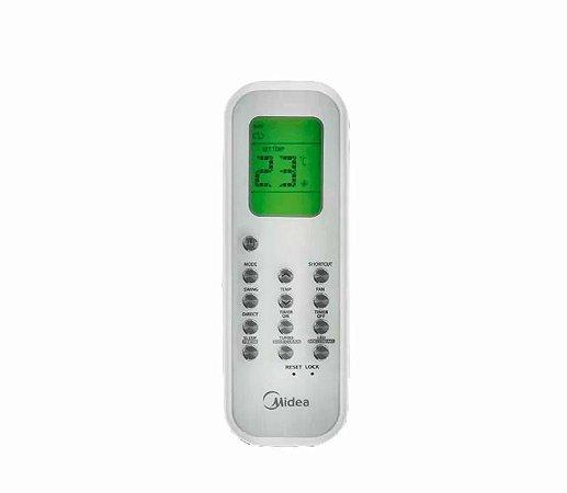 Controle Remoto 06320053 Ar Condicionado 7500 - 30000 BTUs Midea Luna Vita