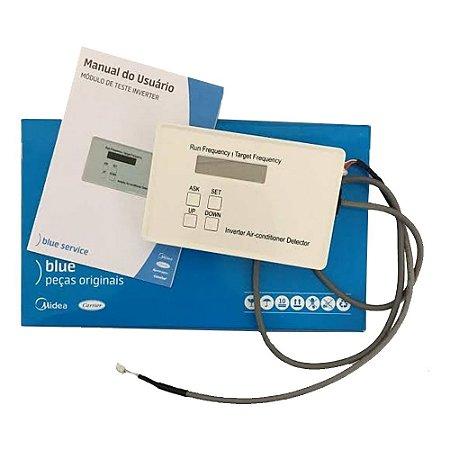 Módulo de Teste para Ar Condicionado Inverter Springer Midea Carrier