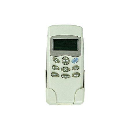Controle Remoto 41014012 Ar Condicionado Springer Space Modernita Silvermaxi