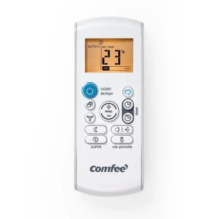 Controle Remoto 17317000A43043 Sem Fio R51m/e Comfee