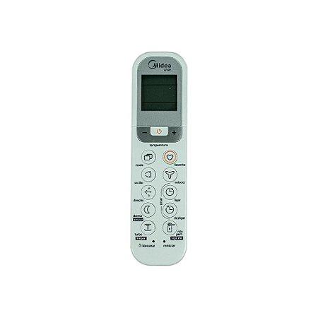 Controle Remoto 2033550B0217 Ar Condicionado 7500 - 24000 BTUs Midea
