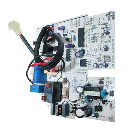 Placa Principal Evaporador 2013323A1685 Ar Condicionado 9000 BTUs Midea