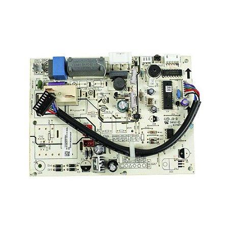 Placa Principal Evaporador 201332790653 Ar Condicionado 18000 BTUs Midea