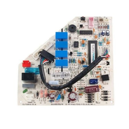 Placa Principal Evaporador 201332990011 Ar Condicionado 22000 24000 BTUs Carrier Midea