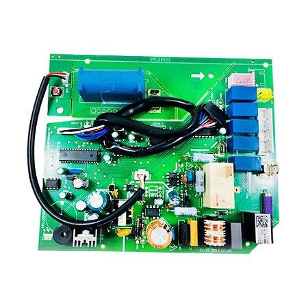 Placa Principal Evaporador 201332990407 Ar Condicionado 22000 BTUs Inverter Midea Vita