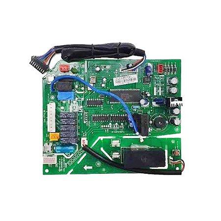 Placa Principal Evaporador 2013329A0104 Ar Condicionado 24000 BTUs Midea