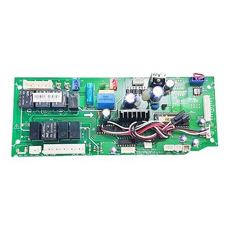 Placa Principal Evaporador 2013425A0005 Ar Condicionado 24000 - 48000 BTUs Cassete Carrier