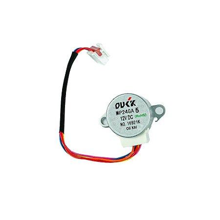 Motor Passo Vane 11002010000143 Ar Condicionado 9000 - 18000 BTUs Inverter Springer Midea