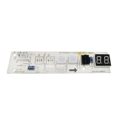 Placa Receptora Evaporador 201332391278 Ar Condicionado 7500 - 12000 BTUsSpringer Admiral Comfee