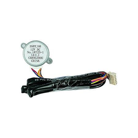 Motor Vane Aleta Direcionador de Ar Horizontal 25904100 Ar Condicionado 18000 - 60000 BTUs Carrier Springer