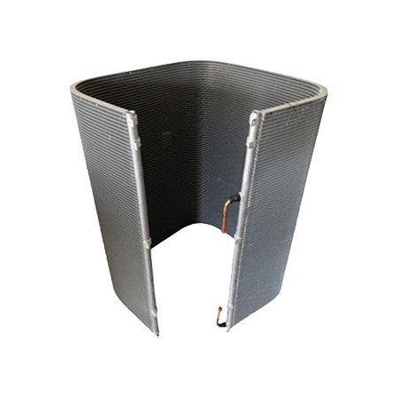 Serpentina Alumínio 11101040P Condensador 60000 - 90000 BTUs Ar Condicionado