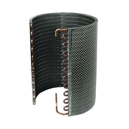 Serpentina Cobre Condensador 05301314P-1 18000 BTUs Ar Condicionado Springer Carrier Midea