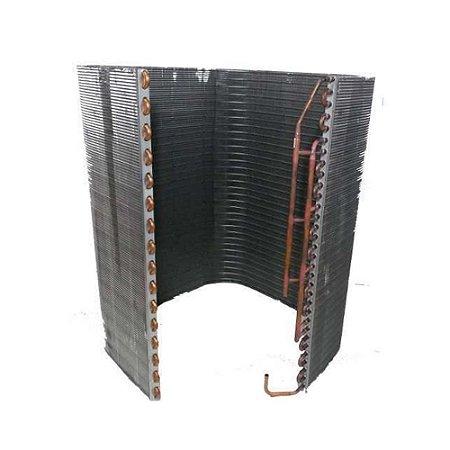 Serpentina de Cobre 11102154p Condensador Piso Teto 48000 - 60000 BTUs Springer MIdea Carrier