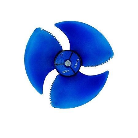 Helice Ventilador Condensador Horizontal 201100310603 Ar Condicionado 7500 - 12000 Carrier Springer Midea