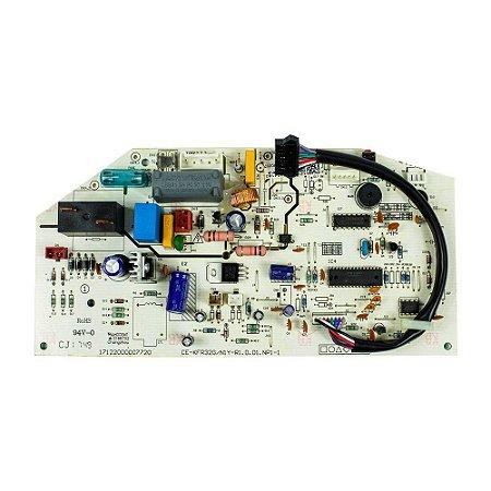 Placa Eletrônica Principal Evaporadora 2013325A0384 12000 BTUs 220v Ar Condicionado Springer Way