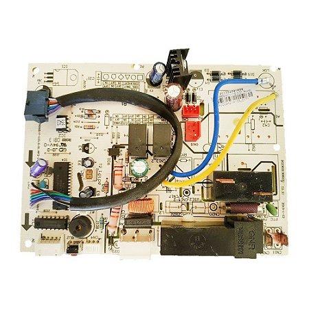 Placa Eletrônica Principal Evaporadora 2A1332490346 9000 12000 BTUs 220v Ar Condicionado Springer