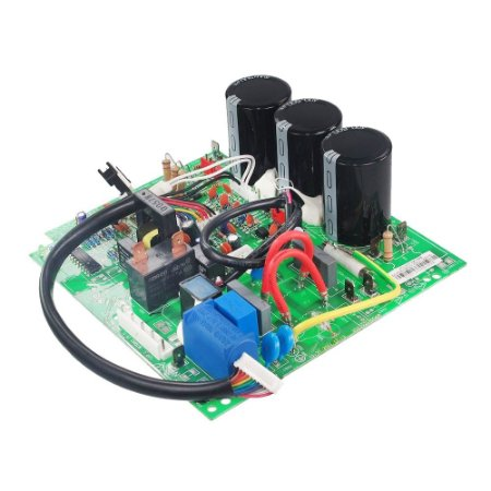 Placa Principal Condensador 201337390086 Ar Condicionado 9000 BTUs Inverter Carrier