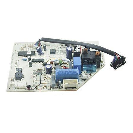 Placa Principal Evaporador 17122000011007 Ar Condicionado 9000 BTUs Midea