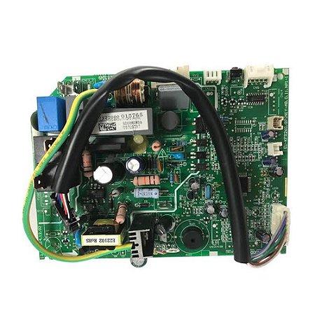 Placa Principal Evaporador 17122000015765 Ar Condicionado 18000 BTUs Inverter New Xpower