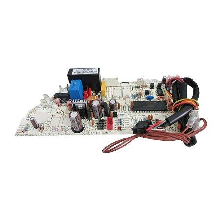 Placa Principal Evaporador 201331390019 Ar Condicionado 18000 BTUs Springer Maxiflex