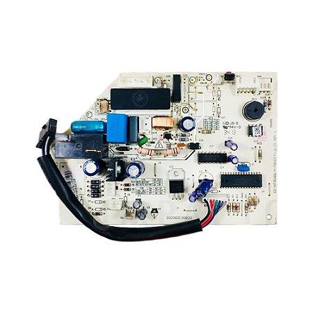 Placa Principal Evaporador 201332391489 Ar Condicionado 9000 BTUs Springer Up