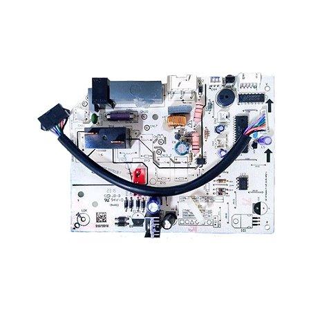 Placa Principal Evaporador 201332391682 Ar Condicionado 9000 BTUs Springer