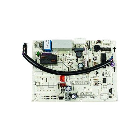 Placa Principal Evaporador 201332490382 Ar Condicionado 12000 BTUs Springer