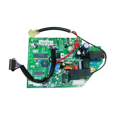 Placa Principal Evaporador 2013325A0089 Ar Condicionado 12000 BTUs Midea Luna