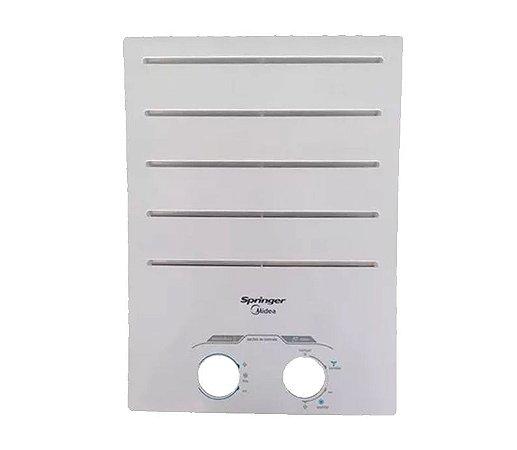 Painel Frontal GW13704034 Ar Condicionado Janela 7500 10000 BTUs Springer Duo Mecânico