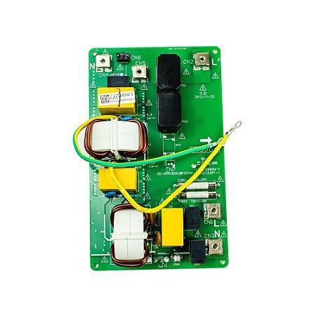 Placa Alimentação Condensadora 17123000A00452 Ar Condicionado Inverter 60000 BTUs Carrier