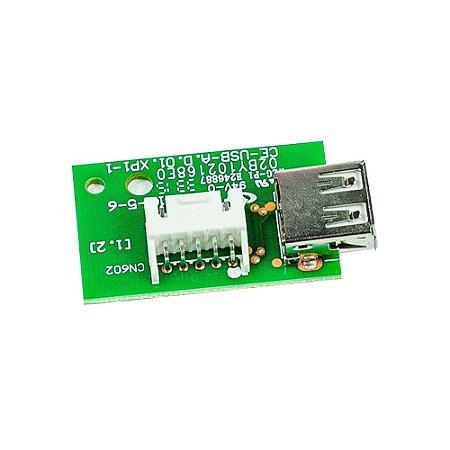 Placa Com Usb Para Wifi 2013323A2104 Ar Condicionado Inverter 9000 - 22000 BTUs Springer Midea