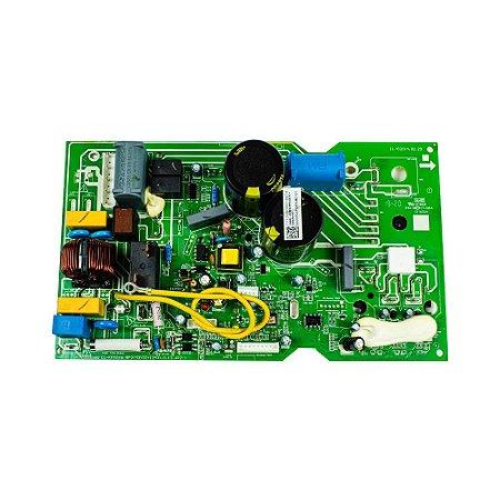Placa Principal Condensador 17122000014614 Ar Condicionado 12000 BTUs Xpower Liva Inverter